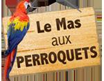 Le Mas Aux Perroquets Logo